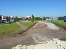 Stavba - léto 2015